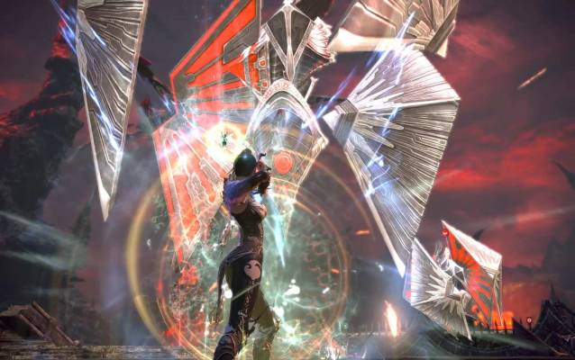 TERA Clasic Server Crucible of Flame - Classic Server for TERA: Face a Challenge from the Past