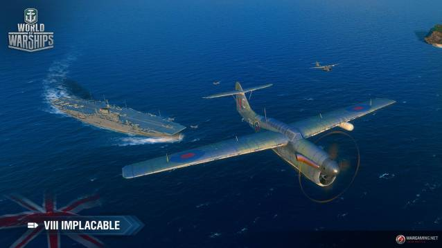 WOWS SPB Screenshots AC Implacable 2