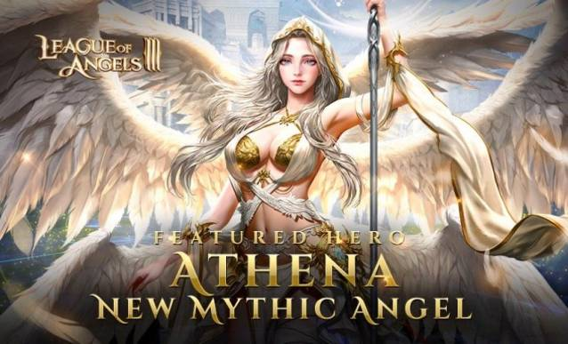 Athena Arrives in League of Angels III