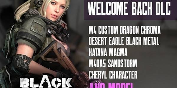 Black Squad Giveaway F2P
