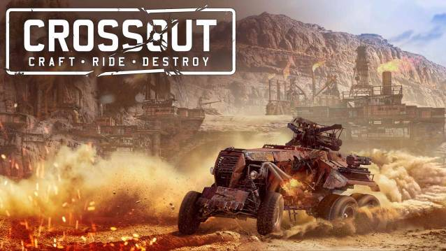 Crossout Horsemen of Apocalypse