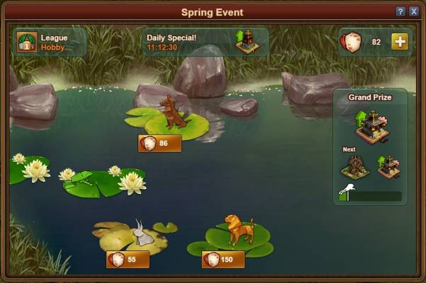 Forge of Empires Spring Event 2019