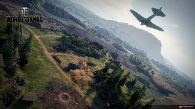 World of Tanks Goes Big on the Frontline - Wolrd Of Tanks Frontline Map Screenshots