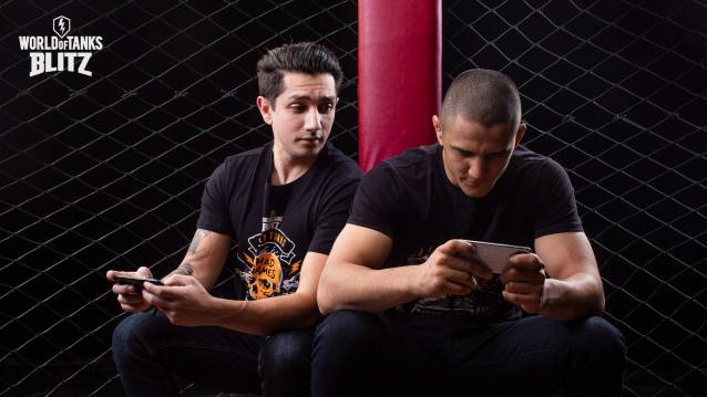 World of Tanks Blitz Pulls No Punches with MMA Star Aaron Pico