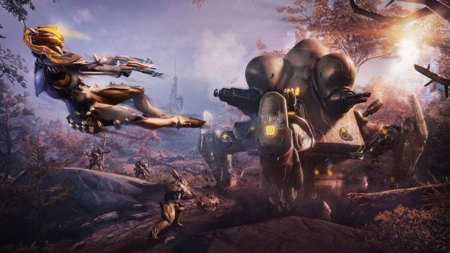 Digital Extremes Remasters Warframe's First Open-World Plains of Eidolon