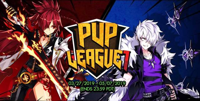 Elsword's PVP League 1 Has Begun Players Are Competing to Participate in the First International Tournament
