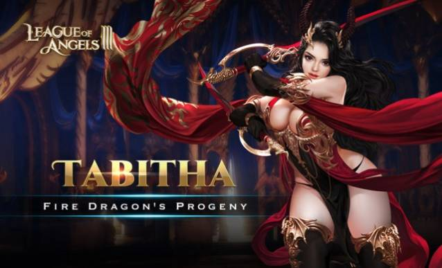 League of Angels III Tabitha - League of Angels III debuts a third Mythic Hero
