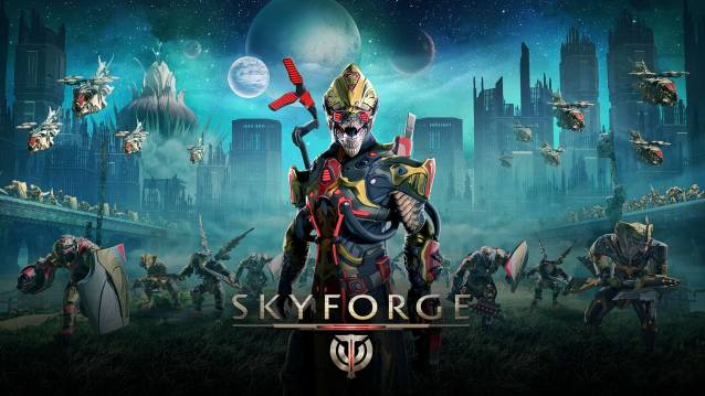 Skyforge now take players to New Horizons - THROUGH THE WORMHOLE