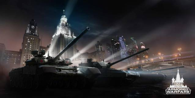 Armored Warfare Reveals third season Moscow Calling