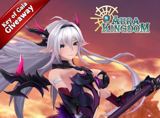 Aura Kingdom Key of Gaia Giveaway