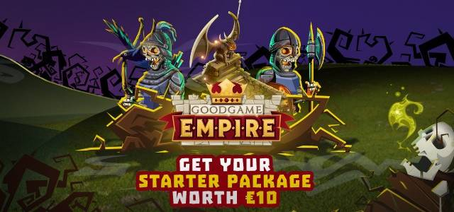 Goodgame Empire Free Items