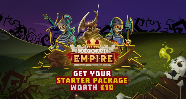 goodgame empire online game