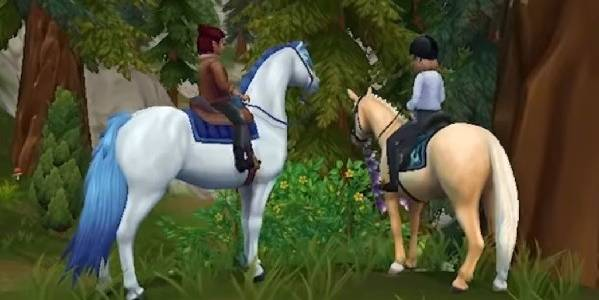 Star Stable The Red String Trail Ride
