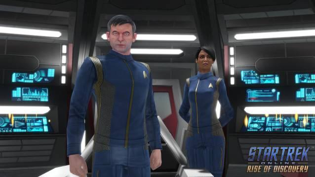 Star Trek Online Rise of Discovery Screenshot Lorca Landry