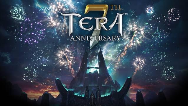 Tera 7th Anniversary Events