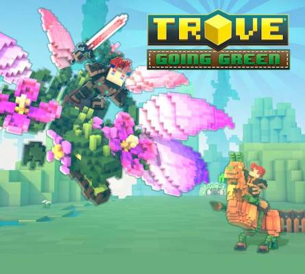 Trove is Going Green with Latest Update