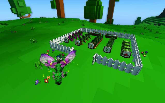 Trove is Going Green