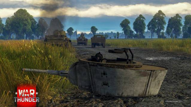 World War is coming to War Thunder