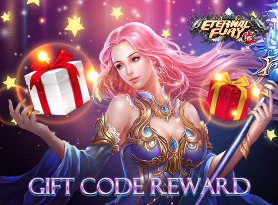 Eternal Flury Free Items Giveaway