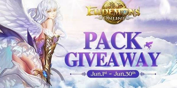 Eudemons Online Lucky Media Pack Giveaway