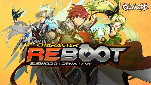 Elsword Launches First Character Reboot