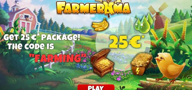 Farmerama Free Items