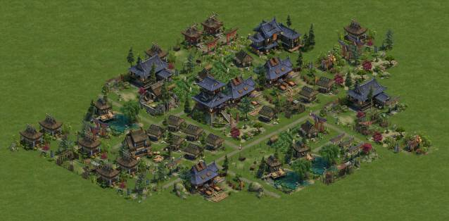 Feudal Japan New Cultural Settlement Expands Forge of Empires