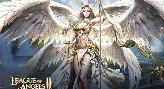 League of Angels 3 MMORPG browser game