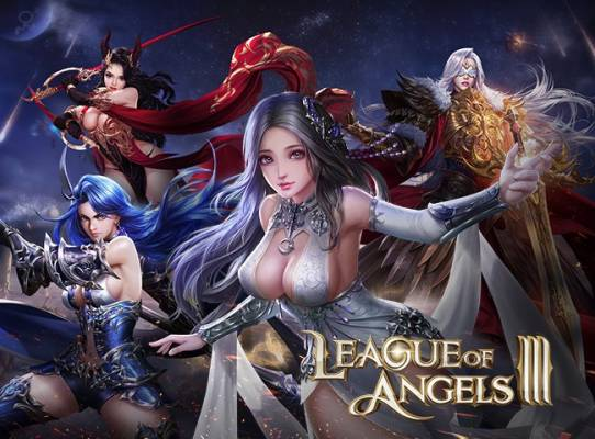 League of Angels 3 Free Launch Giveaway