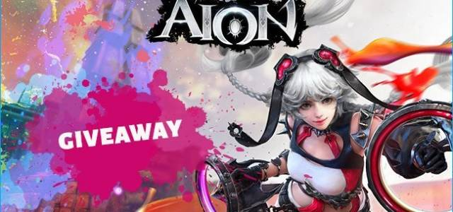Aion 7.0 Giveaway