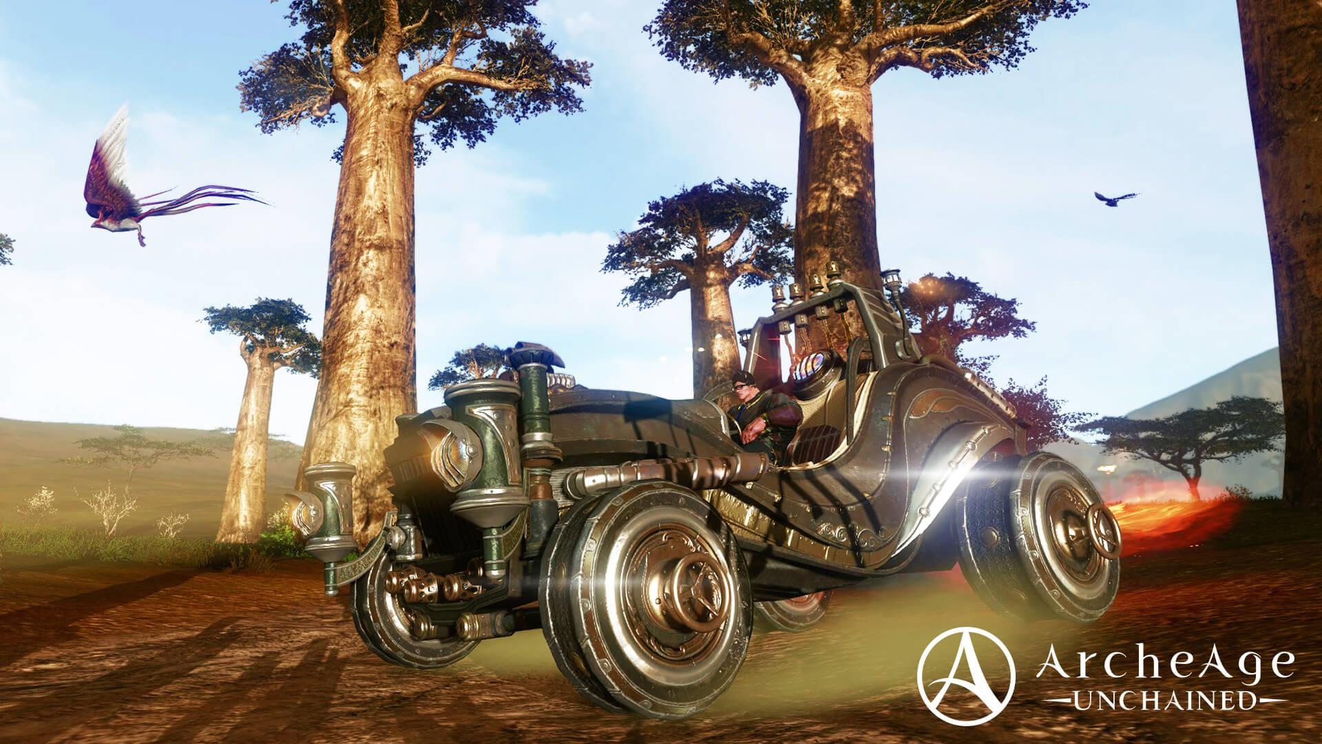 ArcheAge: Unchained Gamigo announces new for-purchase version
