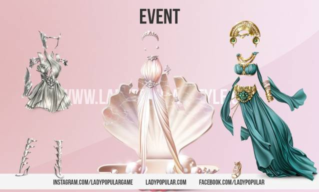 Lady Popular Africa Collection Event-Goddesses
