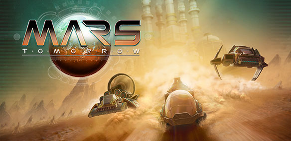 Mars Tomorrow Gift Giveaway