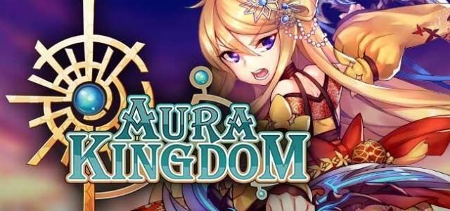 Aura Kingdom Free Item Giveaway