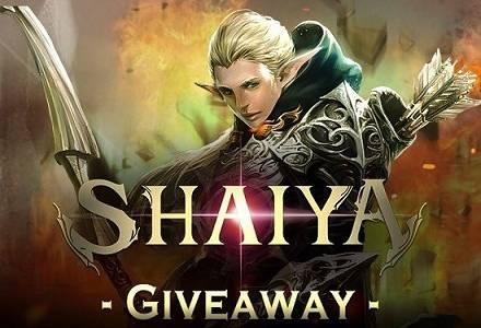 Shaiya Free Item Giveaway