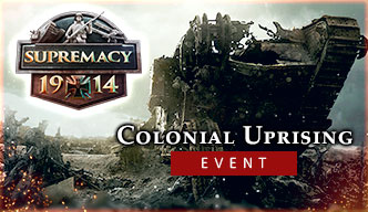 Supremacy 1914 Starter Pack plus Event