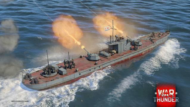 War Thunder Shipyard MBK-161