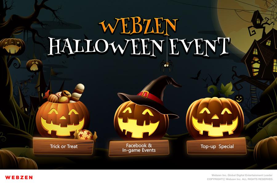 Rappelz Halloween Event 2020 Webzen The Halloween Giveaway here on F2P.com