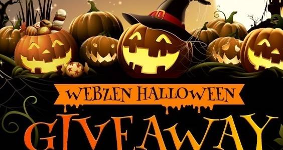 Webzen The Halloween Giveaway