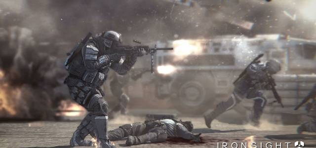 IronSight Free to Play MMO FPS