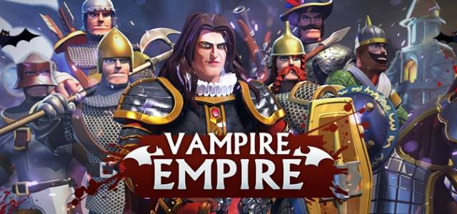 Vampire Empire official Release