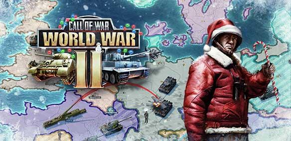 Call of War Winter Event: Call of Christmas