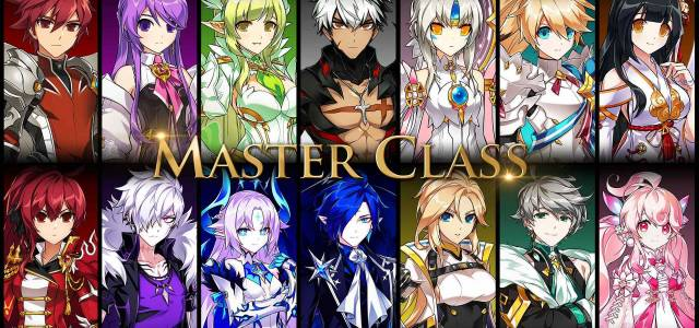 Elsword Lights Up the Holiday Season with the Master Class Pre-Event and Christmas Event