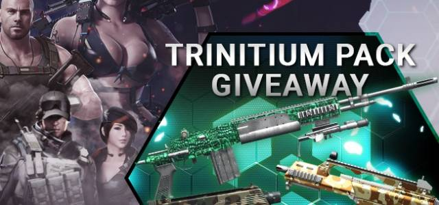 Ironsight Trinitium Free Pack Key Giveaway