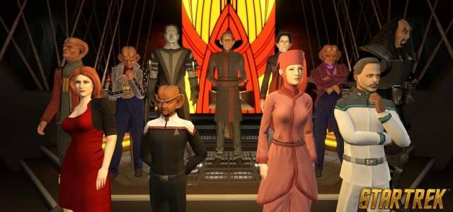 Star Trek Online celebrates 10th Anniversary - STO Legancy