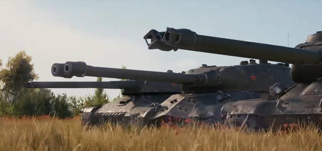World of Tanks Update 1.7.1.