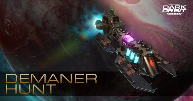 Dark Orbit Demaner Hunt Event
