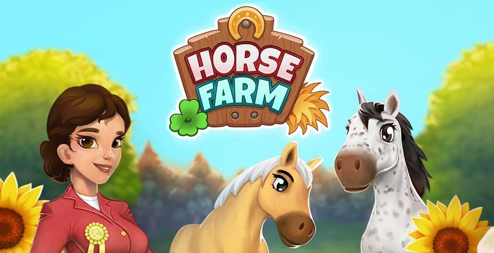 Horse Farm, Horse Game Free to Play, Description, Screenshots, Video, Updates and Events