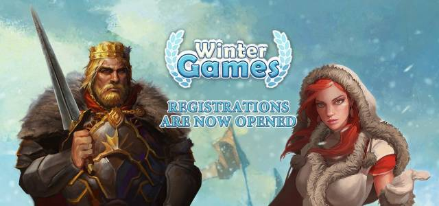 Imperia Online launches Winter Games 2020