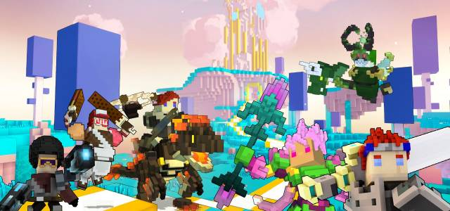 What makes the Voxel-MMO Trove so stand out?